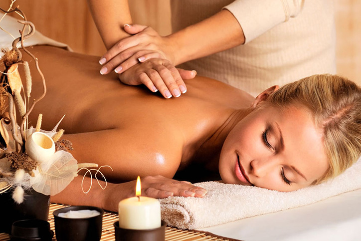 Swedish massage - Soma Thesis